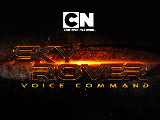 Cartoon Network's Sky Rover